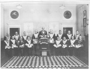 Brethren of Jubilee Lodge 1935