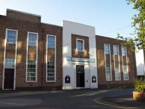 Preston Masonic Hall